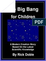 The Big Bang for Children