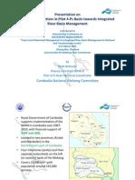 IWRM Best Practices in Pilot 4 Ps Basin by Watt Botkosol