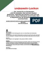 Das Bundeswehr ABC