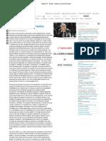 ...No y El Hilo de Ariadna (M Peralta Ramos)