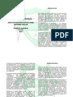 Manual de Convivencia Institucion Educativa Jose Antonio Galan