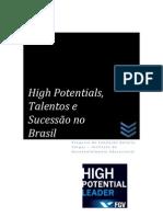 Pesquisa FGV_High Potentials Talentos e Sucessão no Brasil