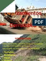 Deslizamientos y Derrumbes
