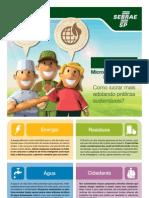 07.2013 - SUSTENTABILIDADE - Como lucrar mais adotando práticas sustentá...