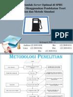 Ppt Jurnal Penelitian Server SPBU Optimal