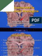 Corticosteroids in Tuberculous Meningitis