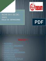 13. Cuaderno Consulta Nom001 Sede2005