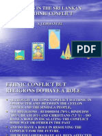 Religions in the Context of an ethnic Religions in the Context of an ethnic conflict