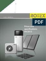 Catalog Rotex 2013