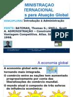 Ia 18 Administracao Internacional Estrategias Para Atuacao Global