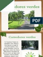 Corredores Verdes