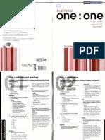 Business One-One Pre-Intermediate Teacher's Book