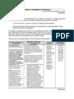 Medicion y Seguimiento de Procesos RAN