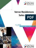 Verve T1 Sales Briefing (2013.06.20)
