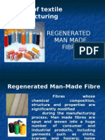 Regenerated Manmade Fibres