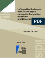 Conservacion Ambiental Bajo Concepto Del Estado Multi Dimensional
