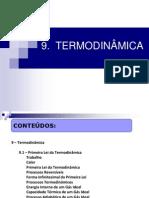 9. Termodinâmica