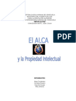 ALCA y Desarrollo Endógeno