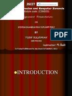 Enumeration Testing