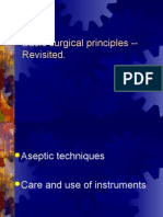 Surgical Principles From MbbsBasic