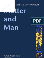 Matter and Man