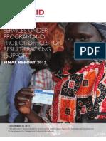 South Sudan Report