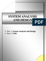 System Analysis of projject implementaion