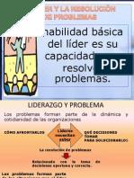 El Lider y La Resolucion de Problemas