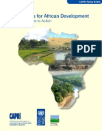 Mwangi, Esther 2006 'Land Rights for African Development-- From Knowledge to Action' CAPRi, CGIAR, UNDP (39 Pp.)