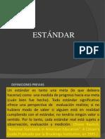 ESTANDAR-INDICADORES