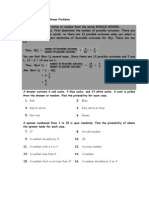 Green Probability 1