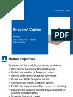 M11-SnapshotCopies