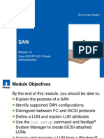 M10-SAN Storage Area Network