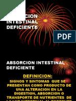 Absorcion Intestinal Deficiente Done