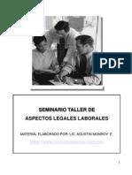 Curso Guia Derecho Laboral