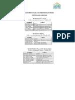 Conformacion Comisiones Municipales Pag. Web