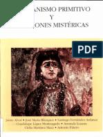 ALVAR, BLÁZQUEZ, CRISTIANISMO PRIMITIVO Y RELIGIONES MISTERICAS