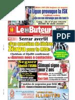 LE BUTEUR PDF du 18/05/2009