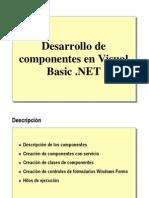 11.- Desarrollo de Componentes en Visual Basic .NET