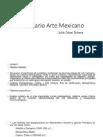 Seminario de Arte Mexicano Presentacion
