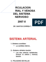 9na Clase Neuro (1ra Parte) - Irrigacion SNC - Dr. Correa