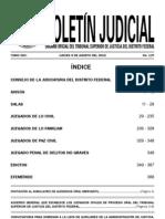 Boletin Judicial