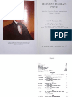 The Frederick Douglass Papers-Vol 1