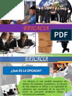 Eficiencia y Eficacia Empresarial