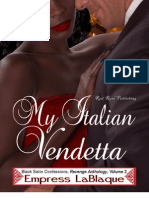 Empress LaBlaque - Black Satin Confessions Revenge Anthology 02 - My Italian Vendetta Red Rose PDF