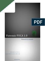 Forensic FOCA Manual