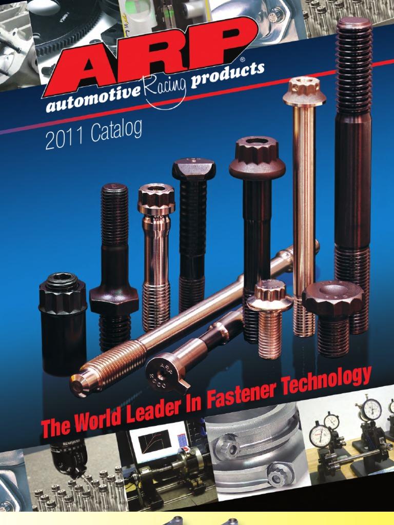 ARP Flywheel Bolt Kit for Ford Zetec 2.0L M11 251-2801 6 pieces Kit #