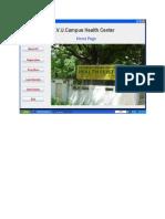 Hospital Management System-Screenshots
