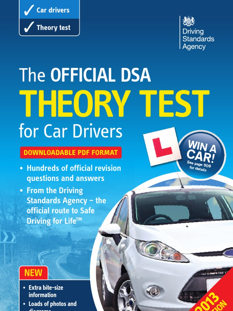 The official dsa theory test for car drivers pdf 16th 2013 the official dsa theory test for car drivers pdf 16th 2013 enodrm drivers license test assessment fandeluxe Choice Image