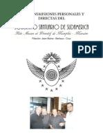 Transmisiones Personales y Directas del Soberano Santuario de Sudamérica del RAPMM